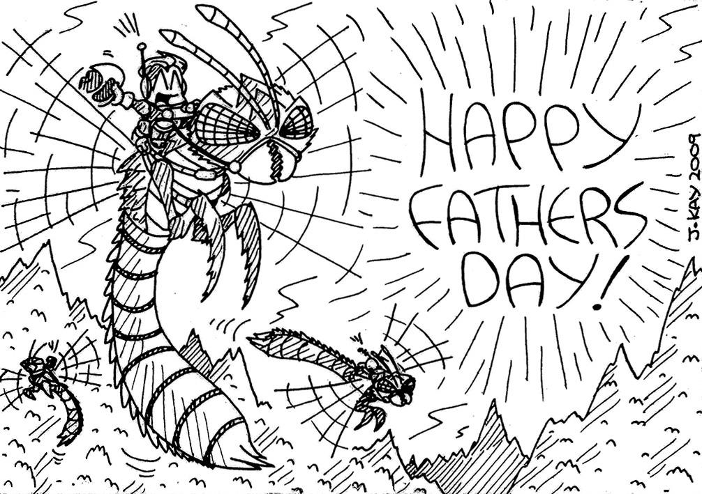 Big Bugs! Biiiig Bugs!
