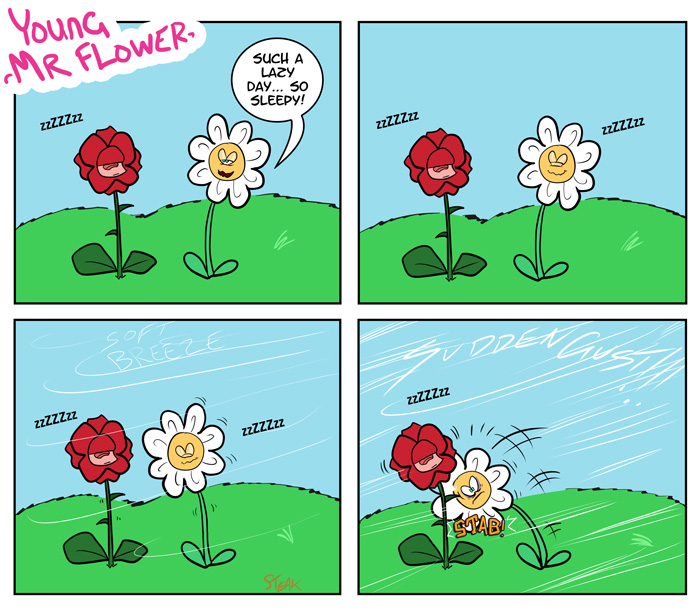 Young Mr. Flower 2