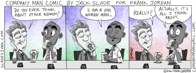 Guest comic by Jack Slade! 9/29/16