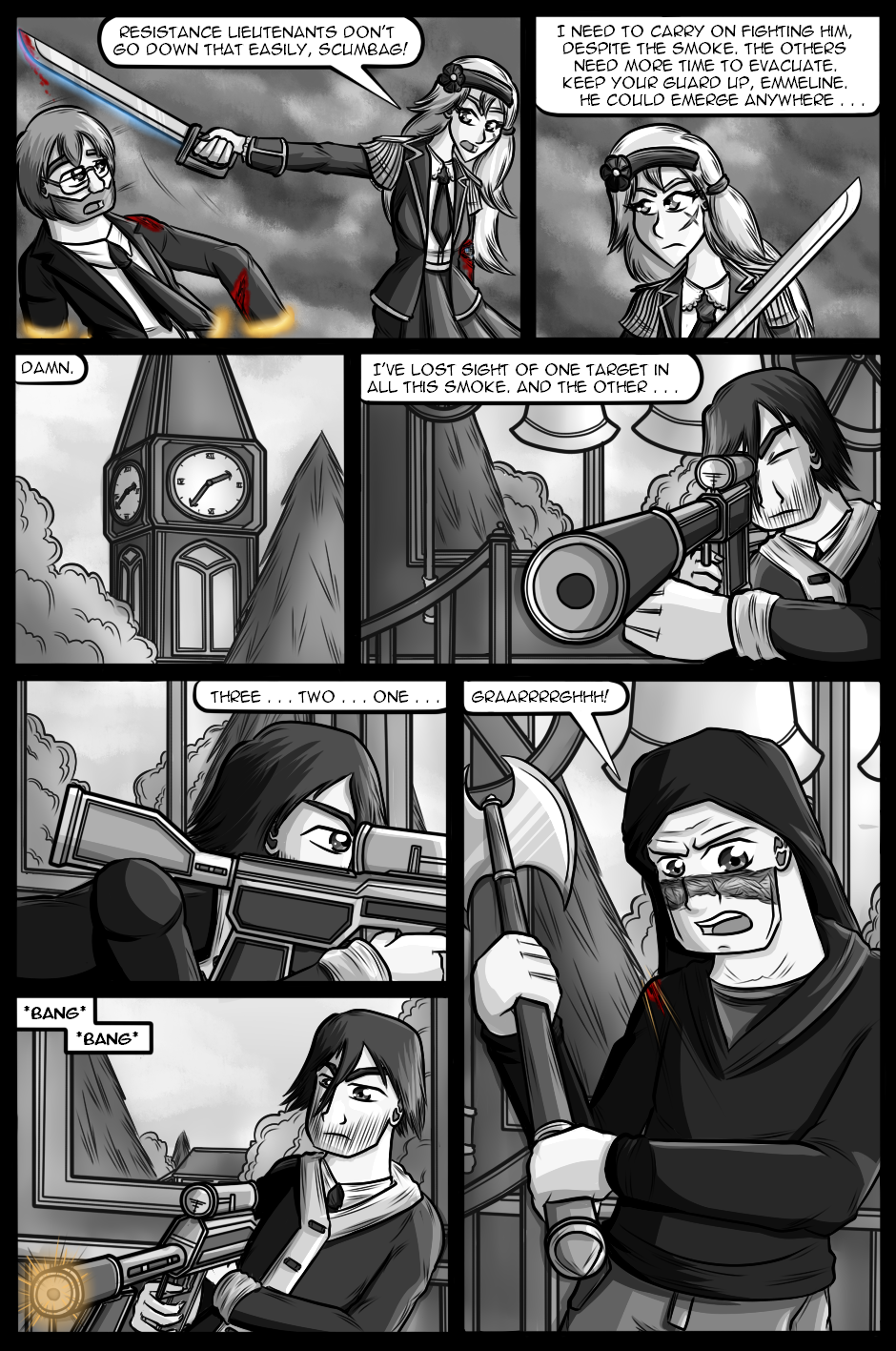 Fire Suppression, Part 51