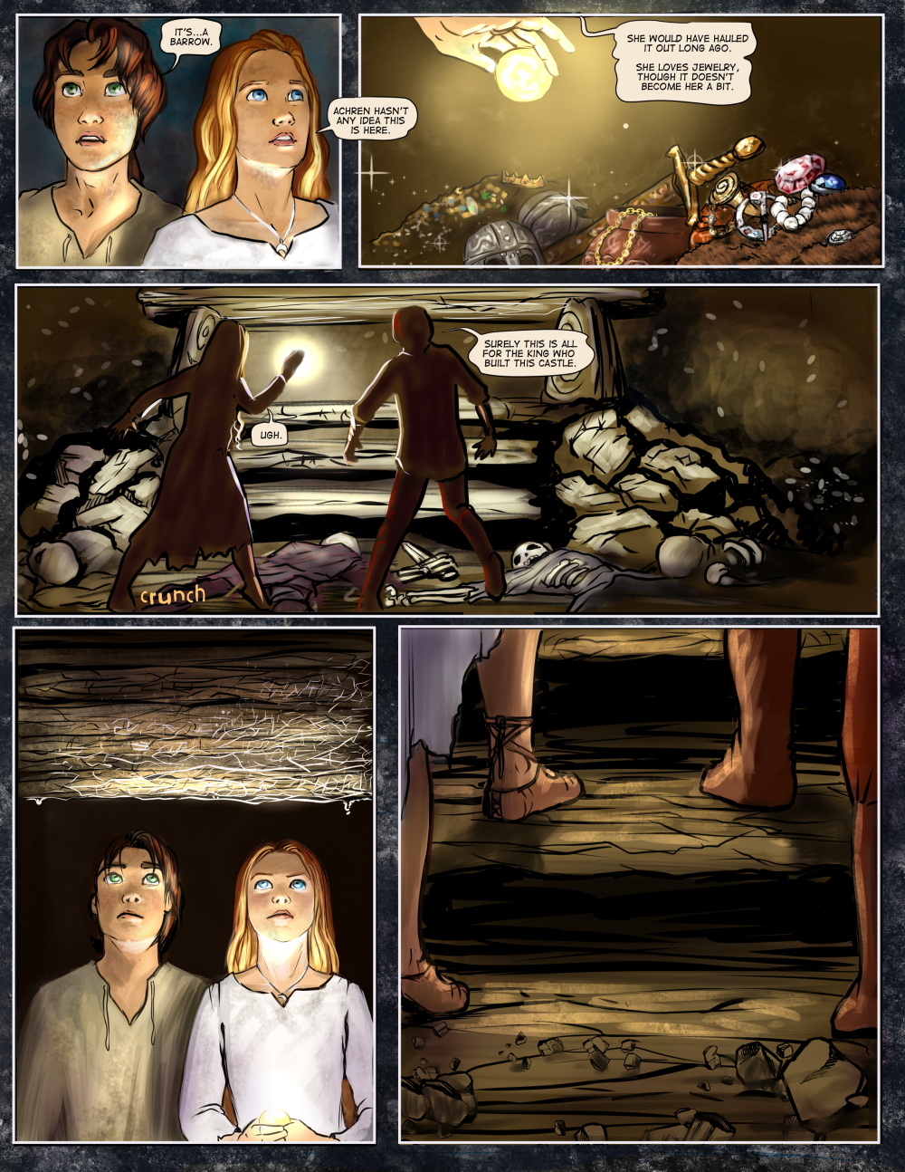 Chapter Eight: Page Six
