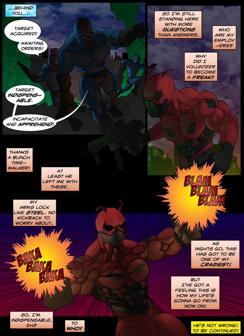 Issue #2 Epilogue 8