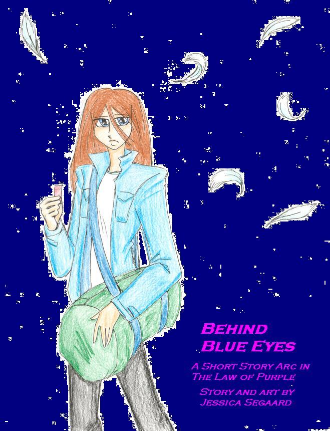 Behind Blue Eyes Cover