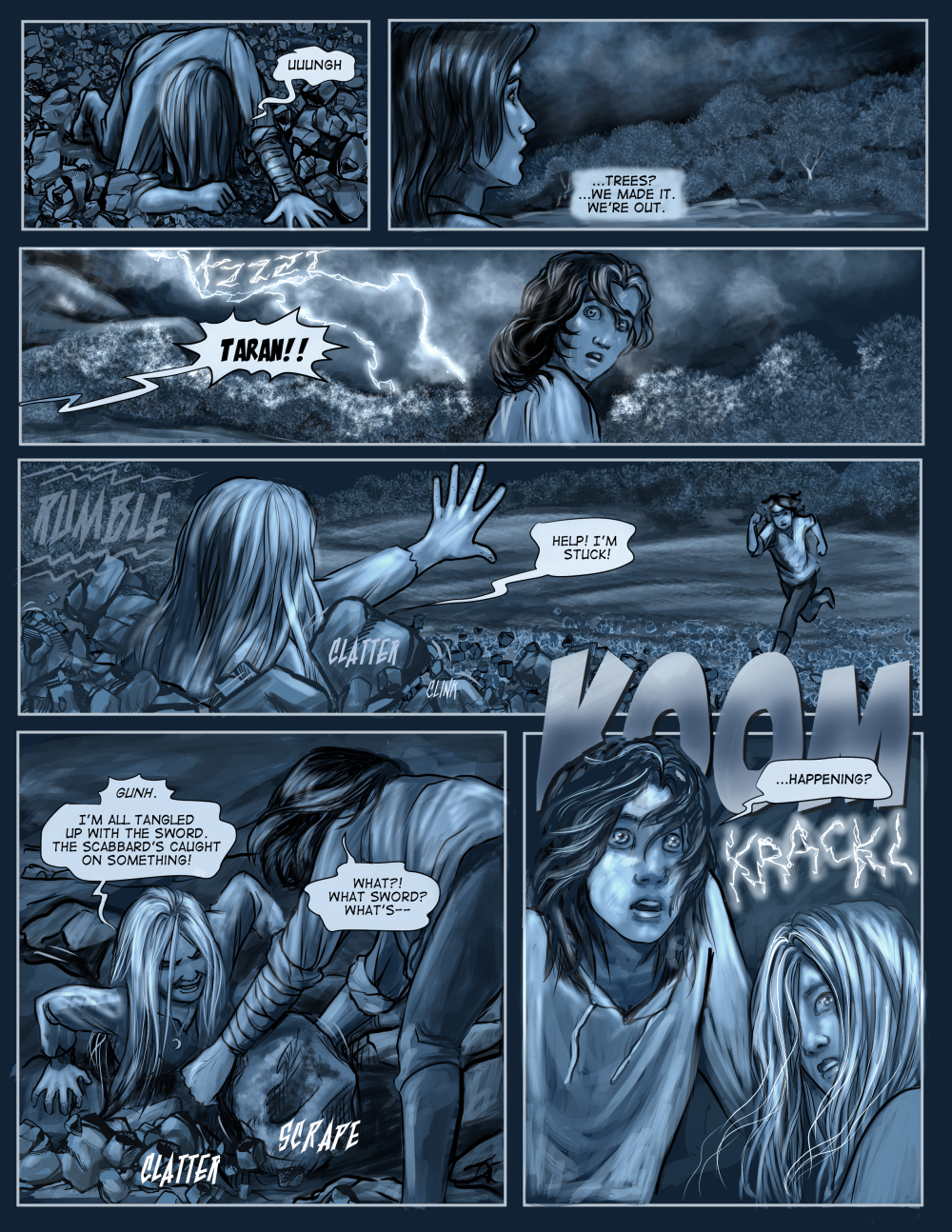 Chapter Eight: Page Ten