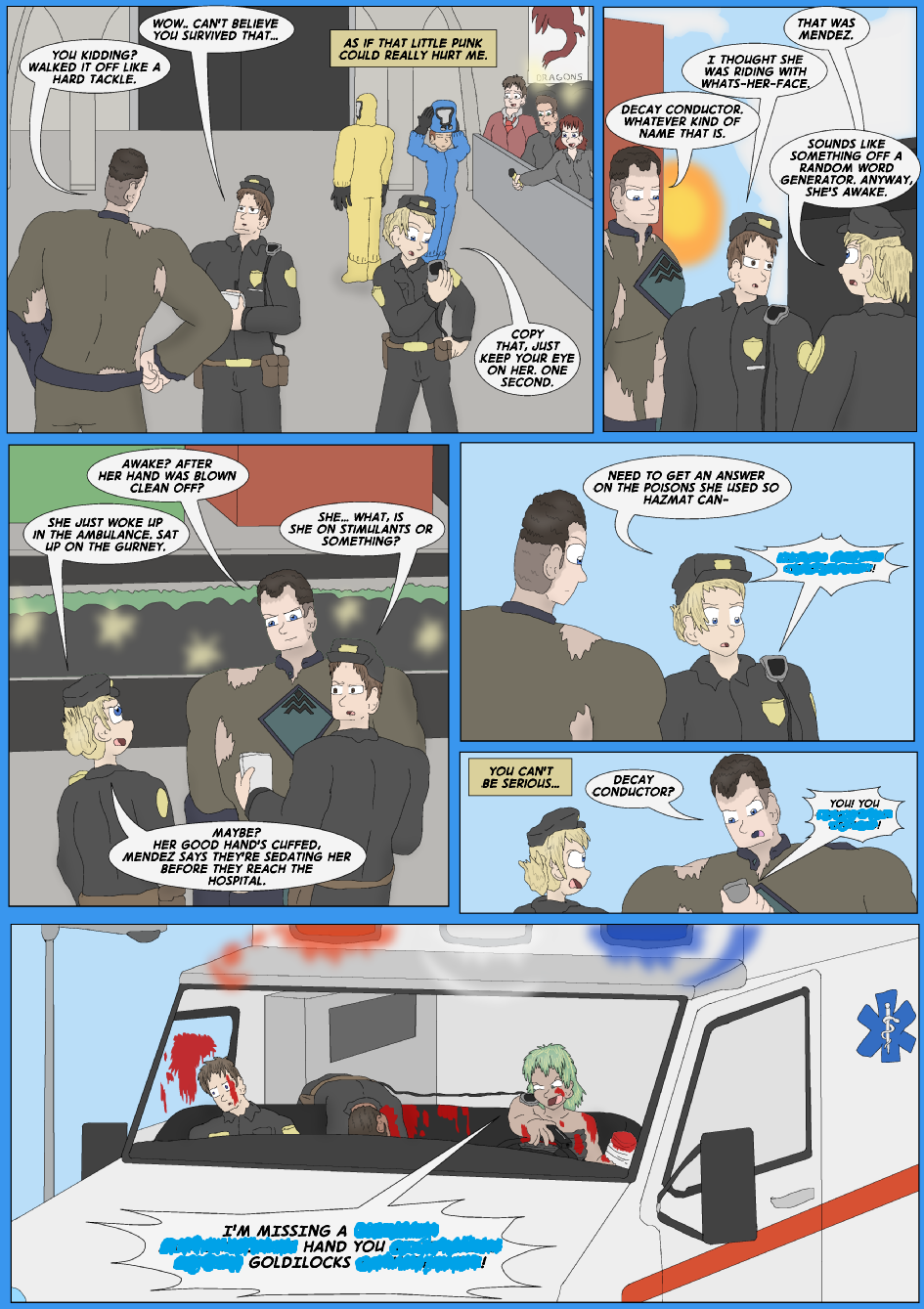 Tangled Up In Blue, Page 43