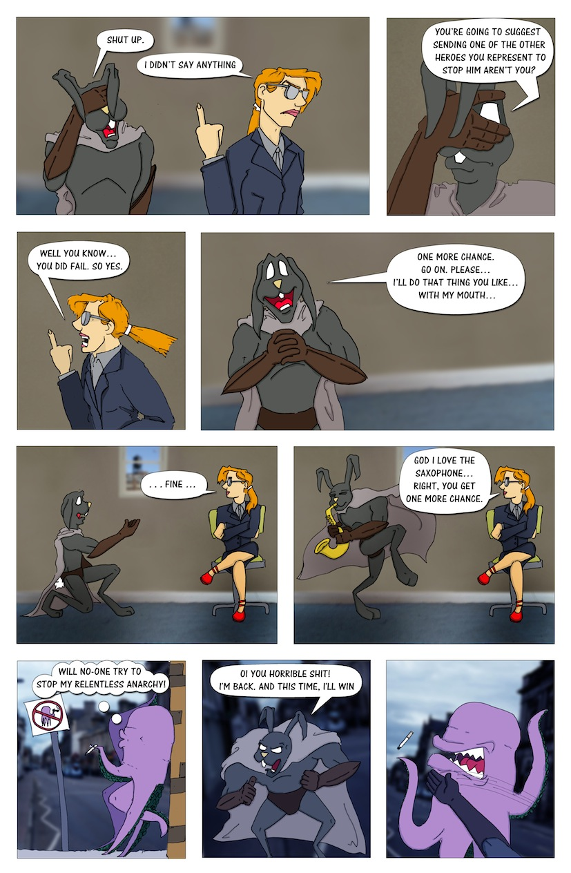 Time Travel Page 2 (of 4)