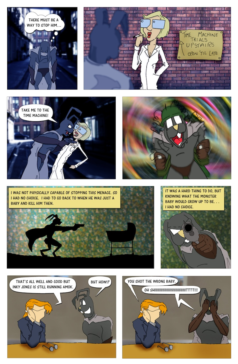 Time Travel Page 4 (of 4)