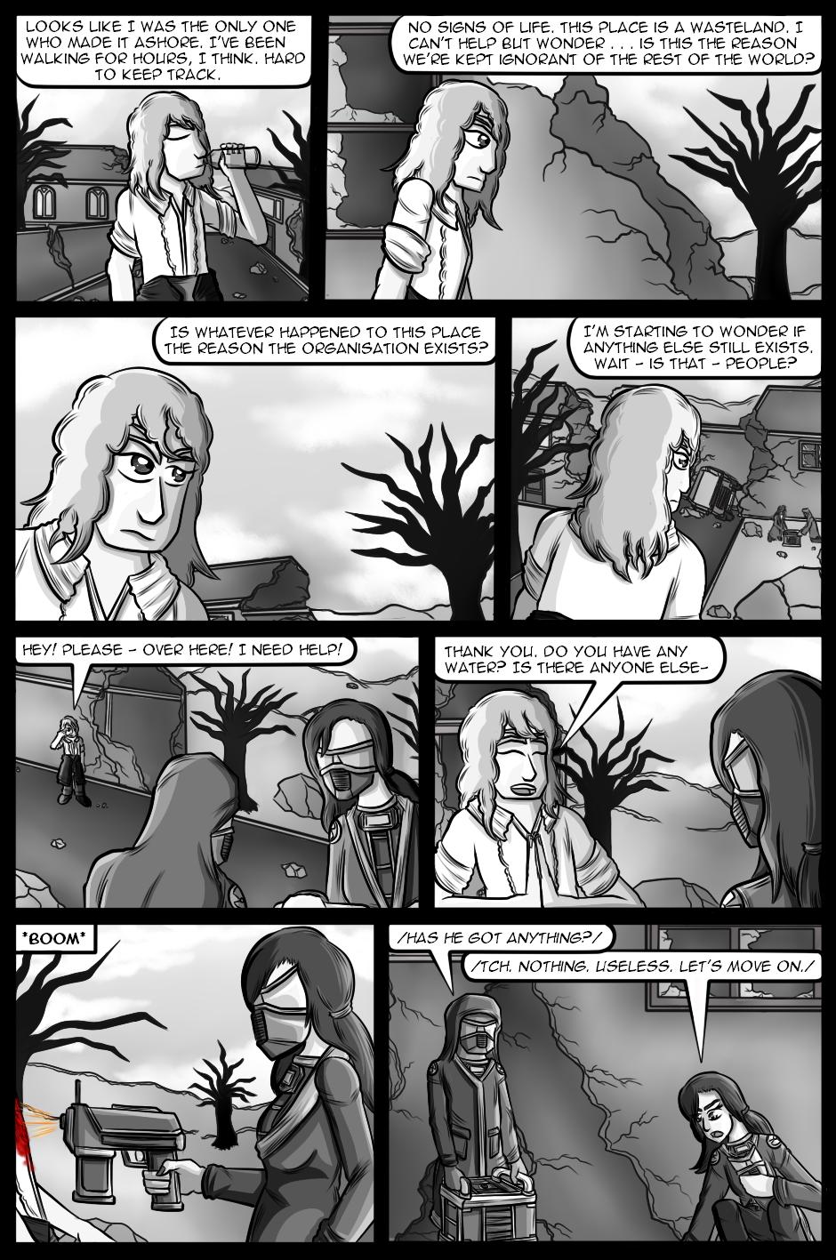 Fire Suppression, Part 56