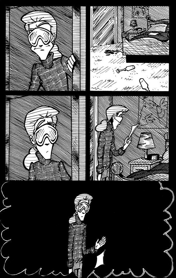 Shadows in the Rain - Page 4