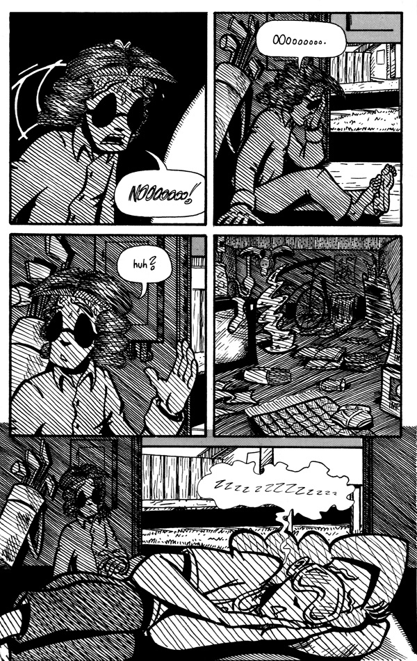 Shadows in the Rain - Page 8