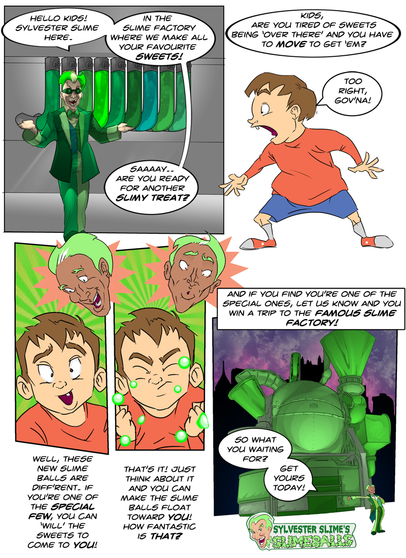 Issue #3 Page 1