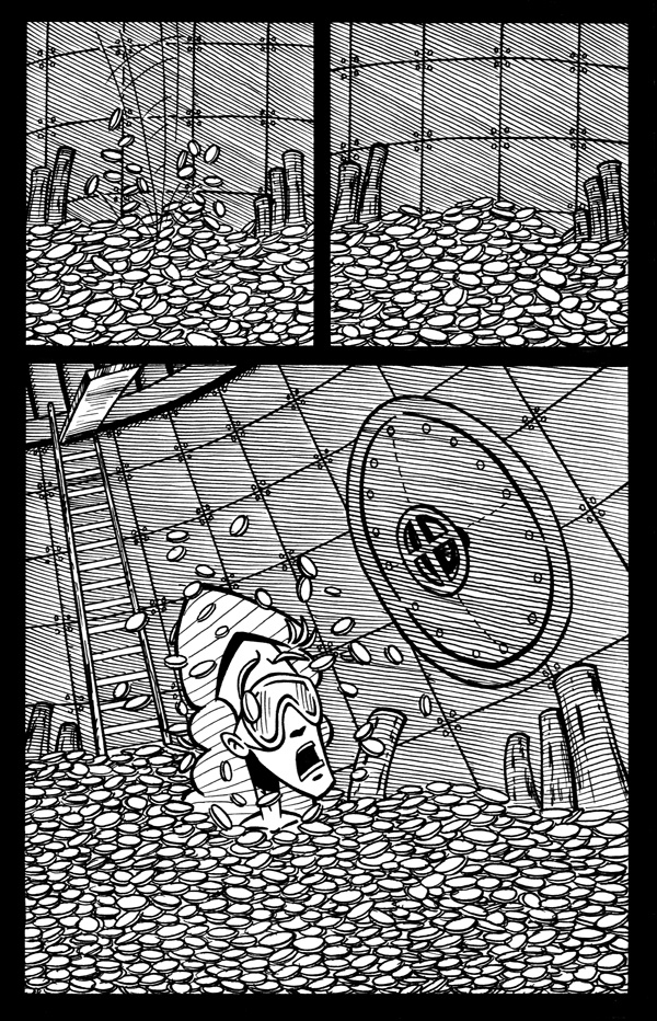 Shadows in the Rain - Page 17