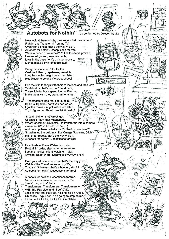 Filkformers: parody songs in disguise!