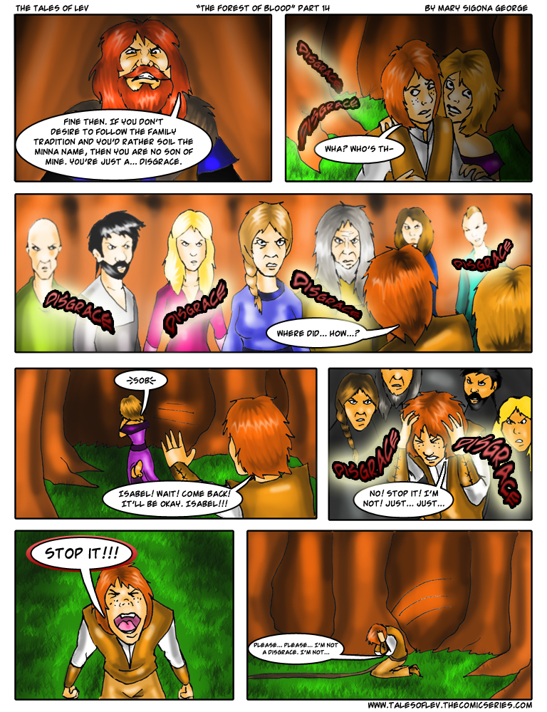 The Forest of Blood (Part 14)