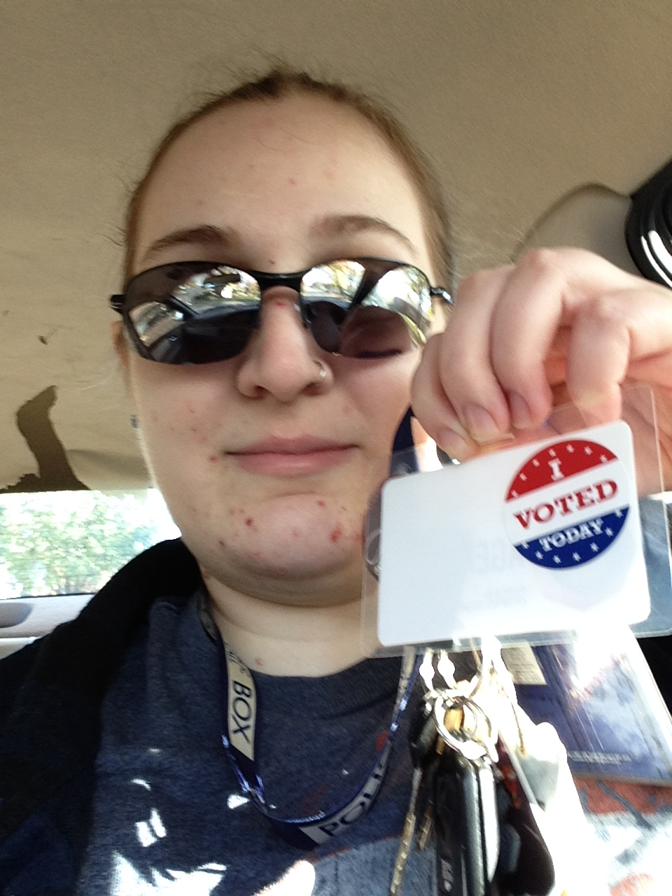 TPS Tuesday: Voting 2016