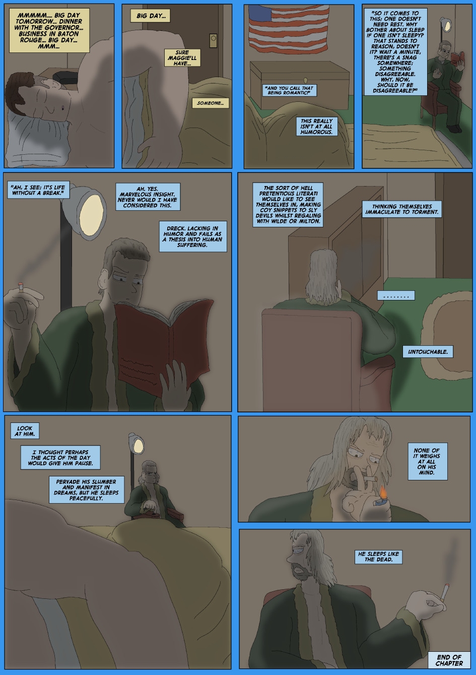 Tangled Up In Blue, Page 54