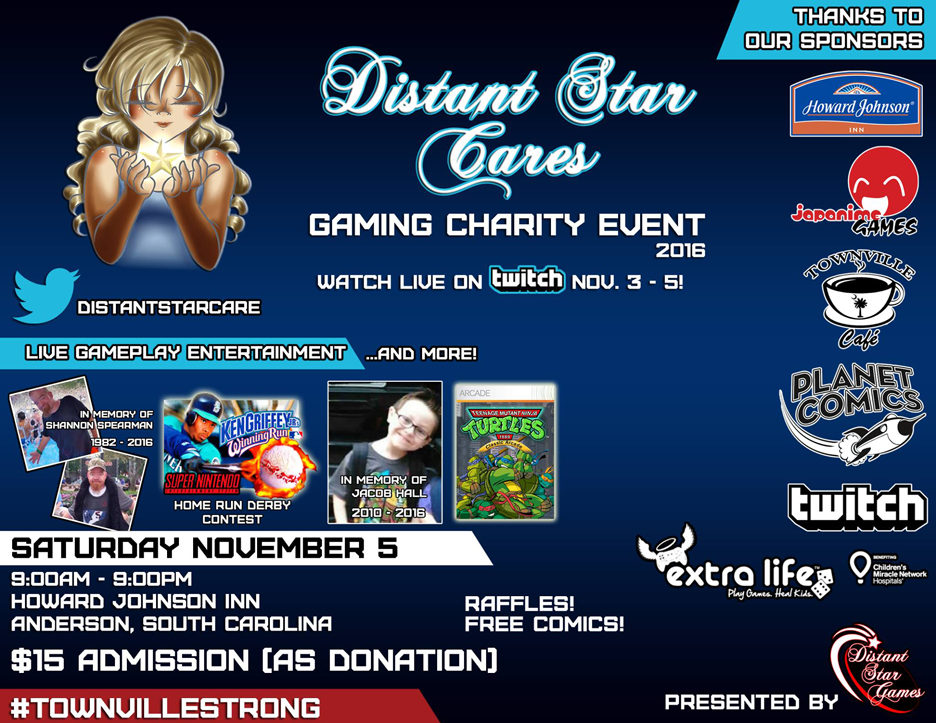 TPS Tues: Extra Life Fundraiser