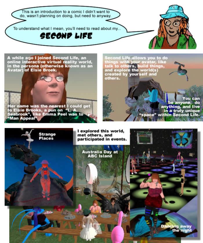 Second Life Crisis