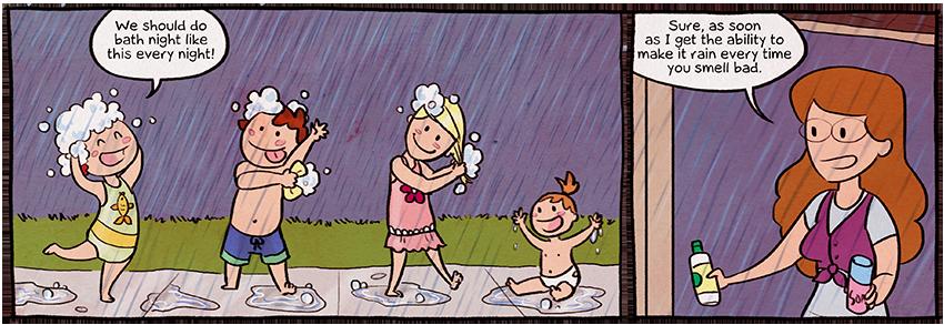 109: Rain Shower