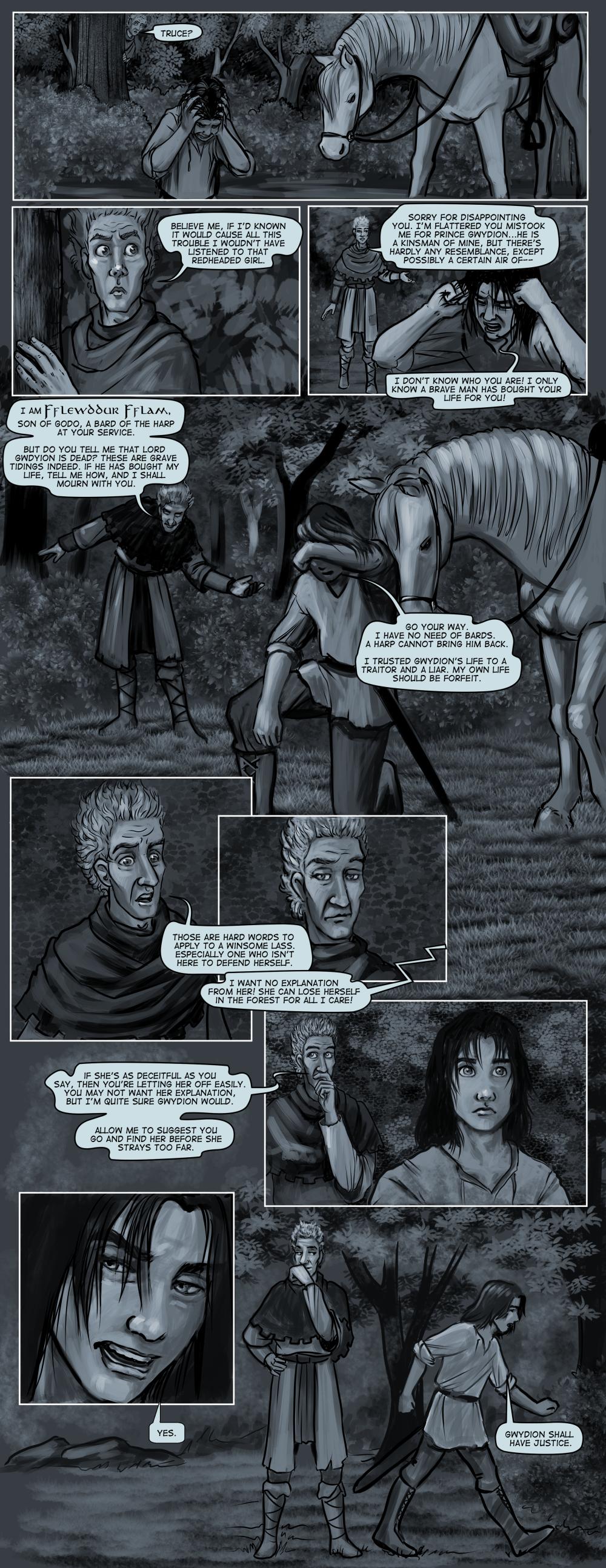 Chapter Nine: Page Three