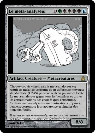 190 - Meta-analyzing creature [Untranslated]
