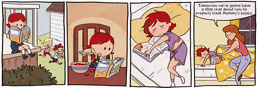 099: Mommy's Books