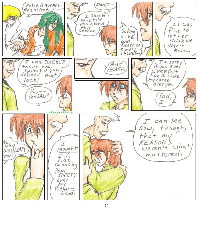 Daddy's Girl Page 14