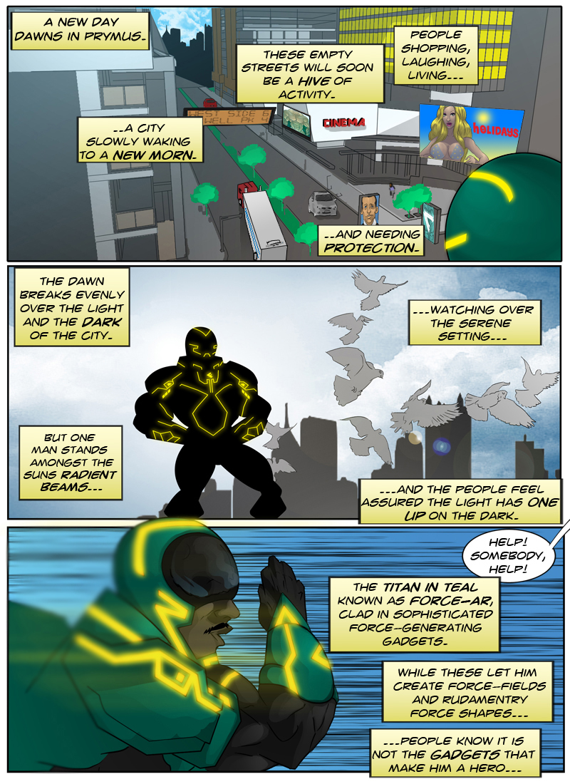 Issue #3 Page 11