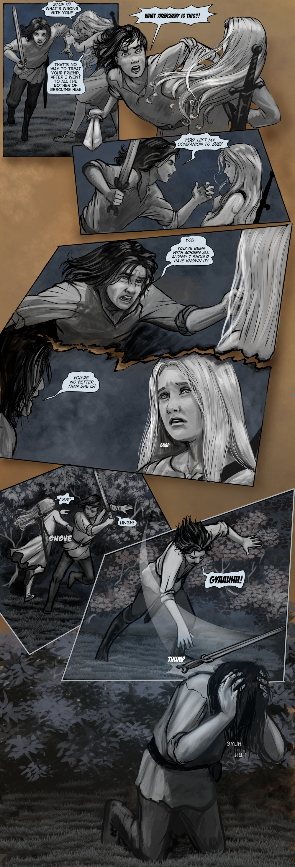 Chapter Nine: Page Two