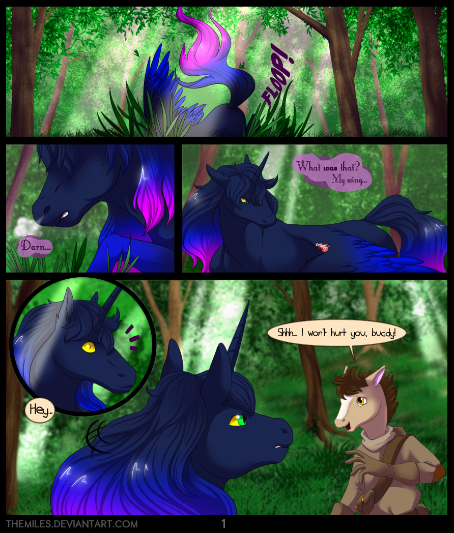 ToA Nightrise - Page 1