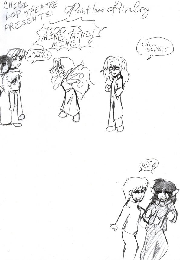 Chibi LOP Theatre Presents: Pointless Rivalry