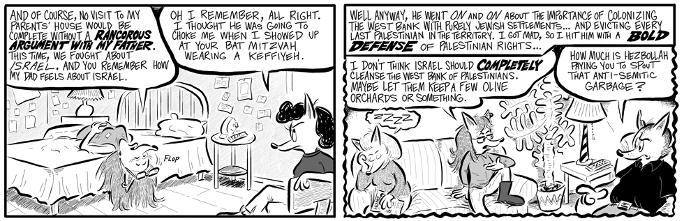 Rancorous Argument
