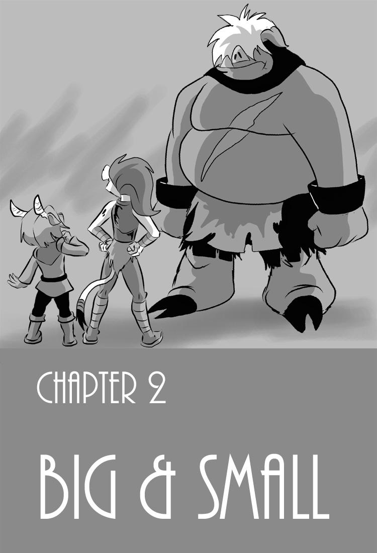Big & Small titles