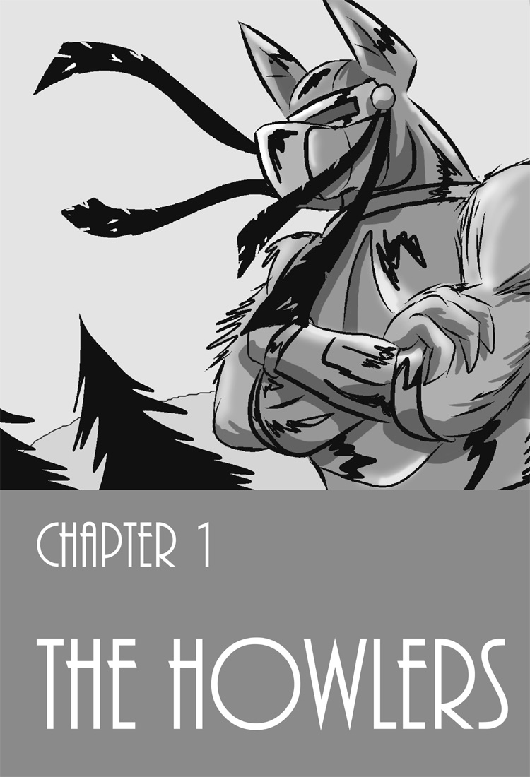 The Howlers - Titles
