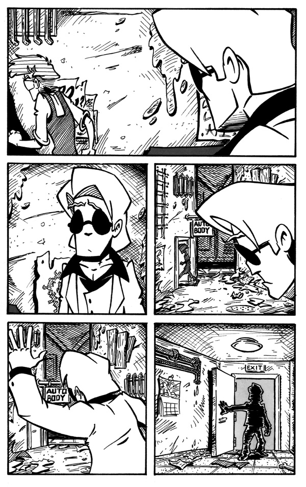 Mr. Fixit - Page 10