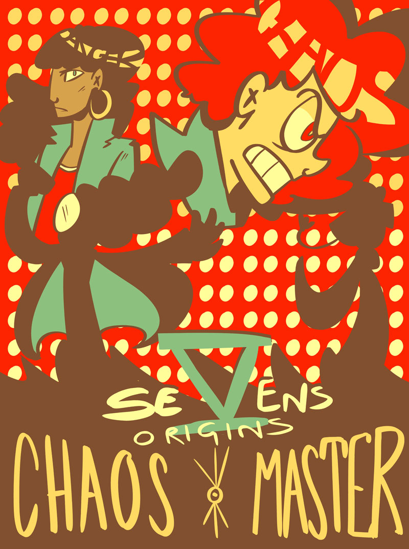 Chaos Master 5 cover