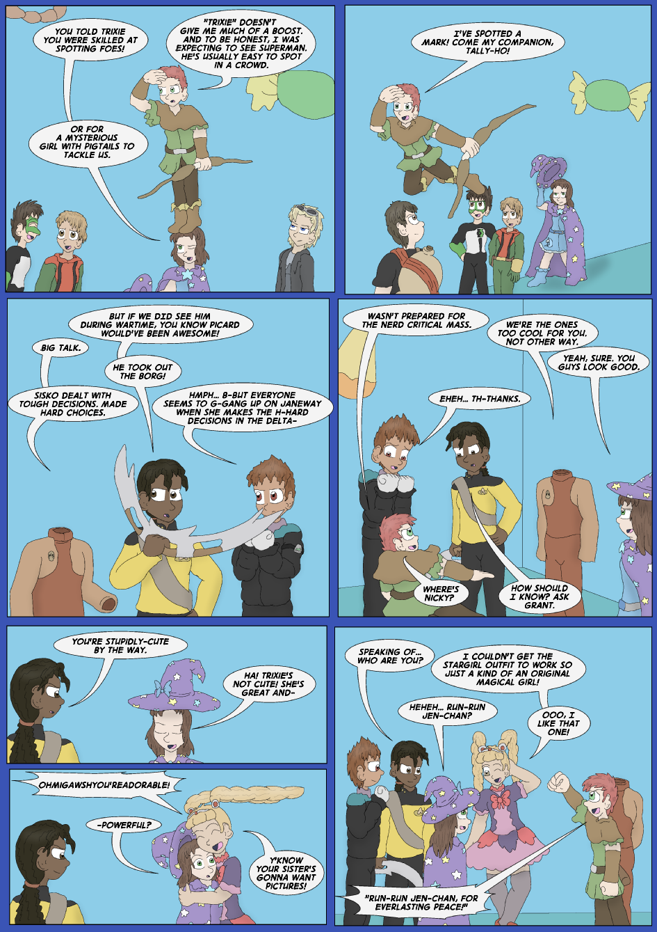 Who Blue Truly Are- Page 3
