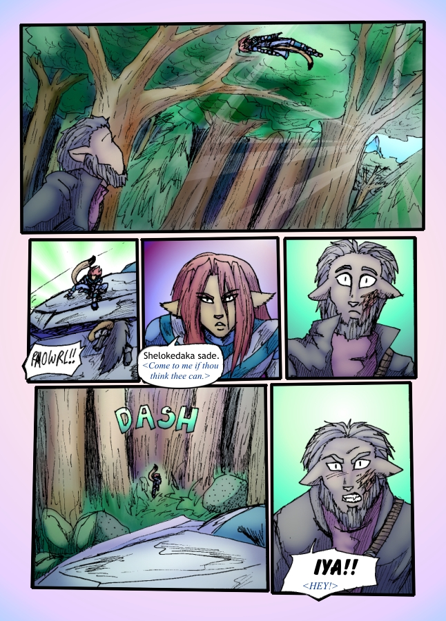 The Siege of Feralis Page 19