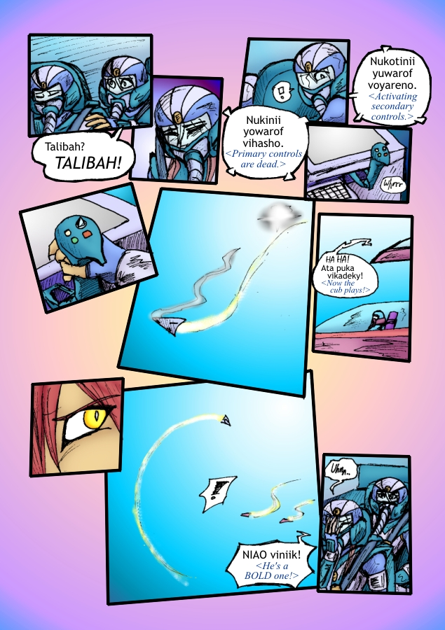 The Siege of Feralis Page 11