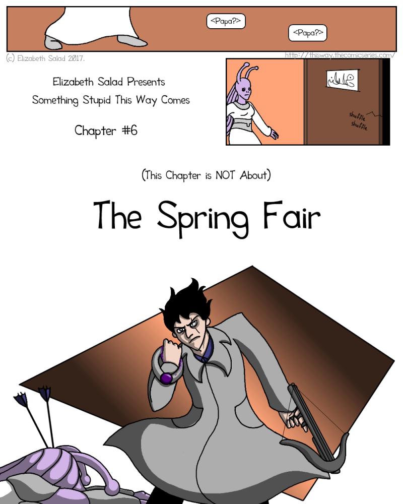 The Spring Fair - COVER