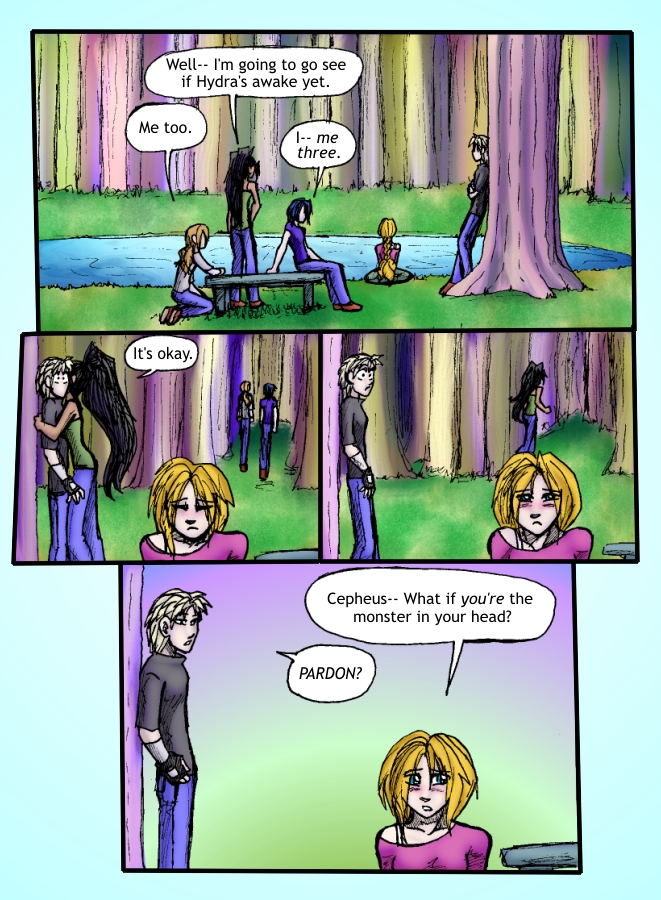 Out of the Darkness Ch 3 Page 23