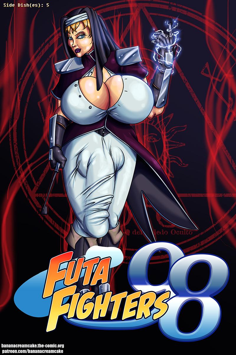Bonus: Futa Fighters 98 Preview