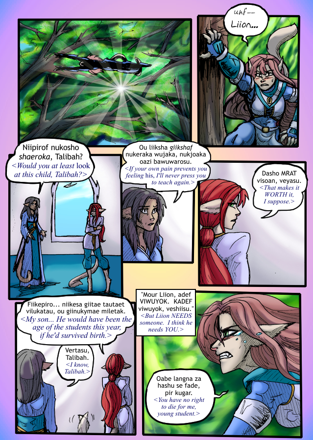The Siege of Feralis Page 21