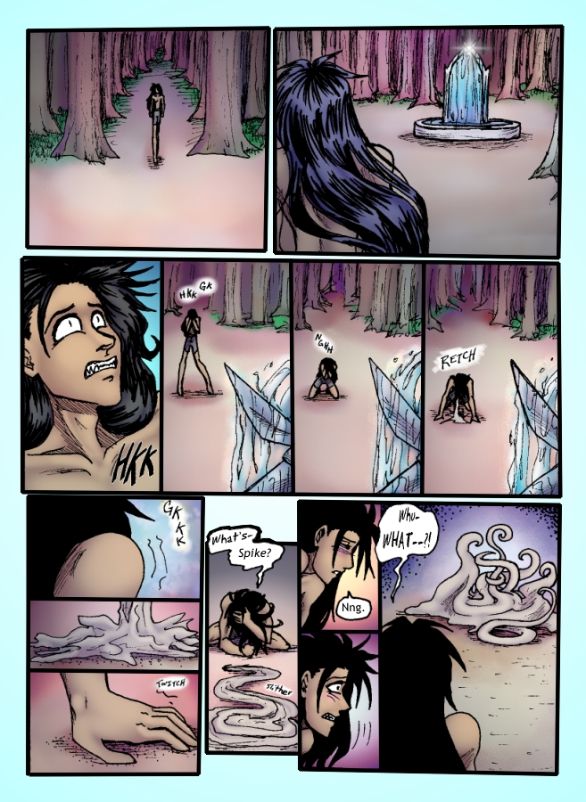 Out of the Darkness Ch 6 Page 17