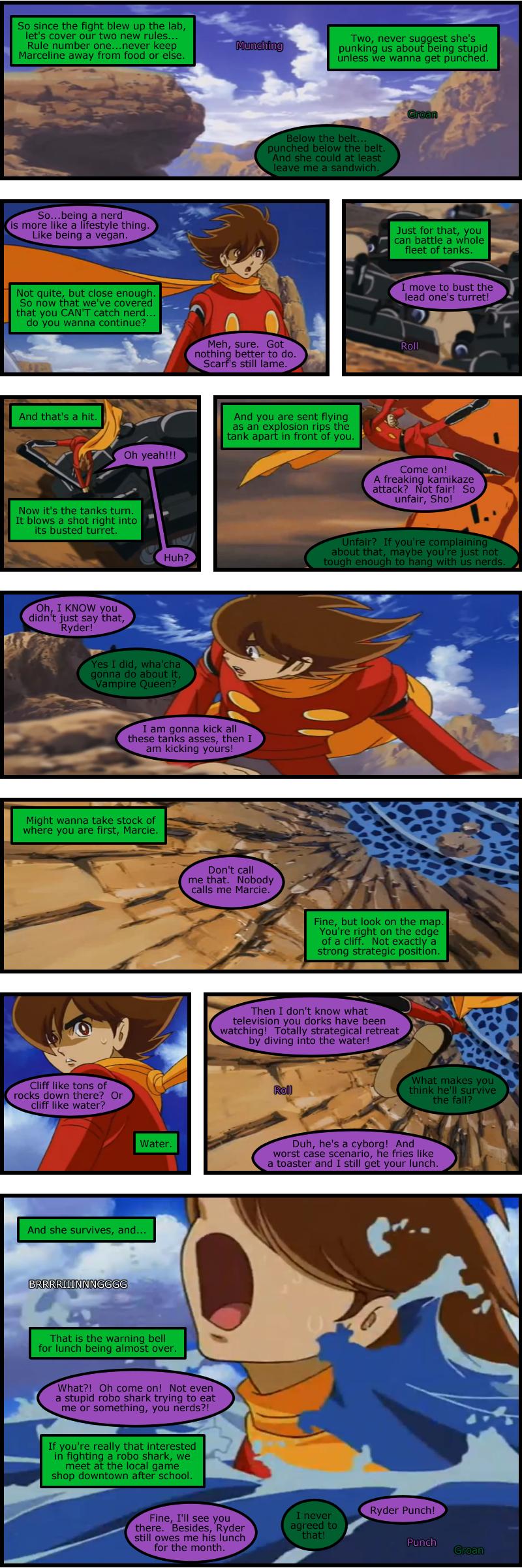 GeM Origins: Marceline 3