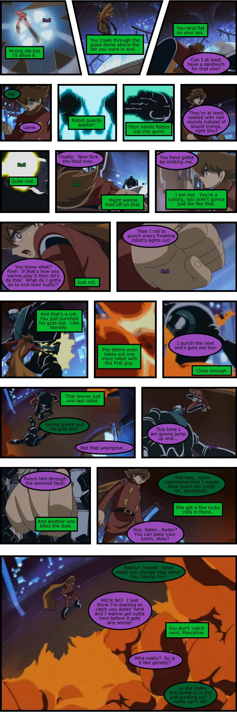GeM Origins: Marceline 2