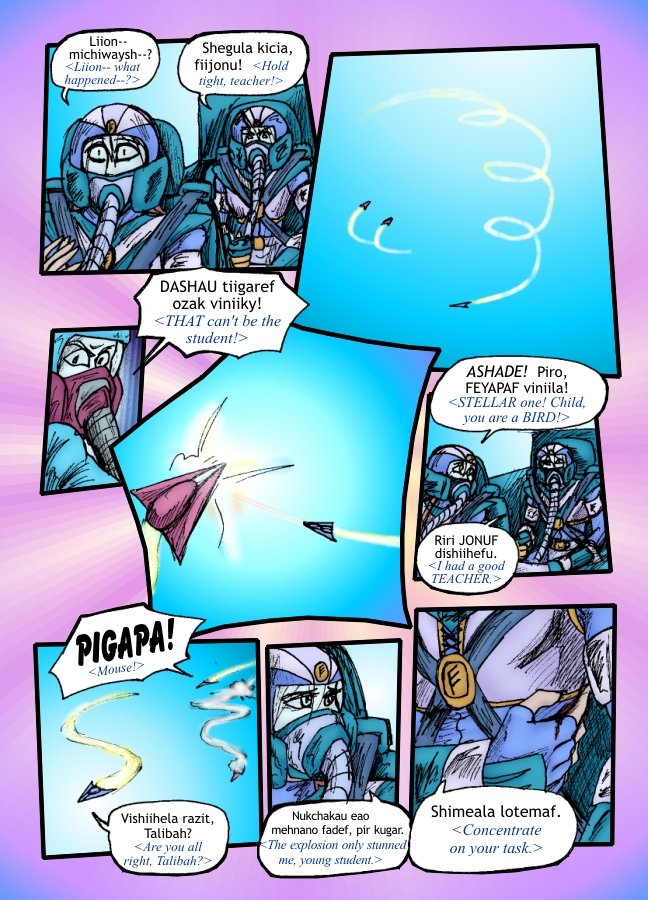The Siege of Feralis Page 12