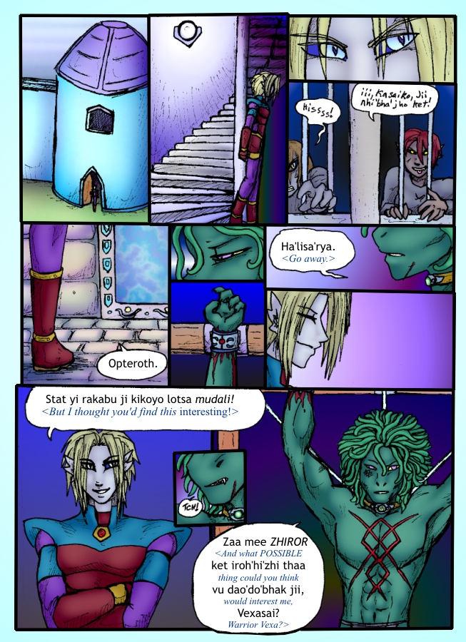 Out of the Darkness Ch 2 Page 11