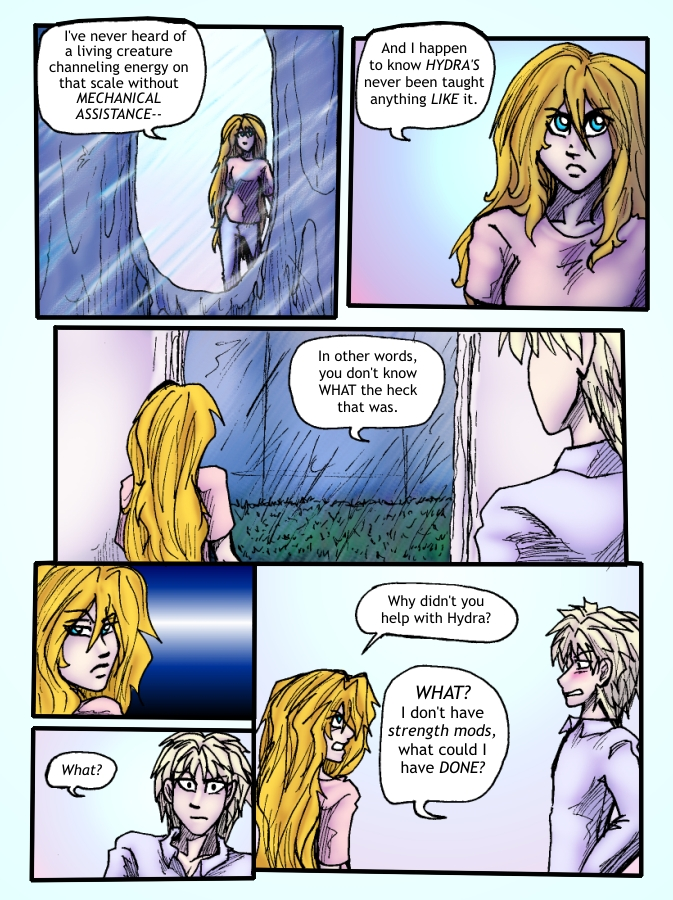 Out of the Darkness Ch 6 Page 8
