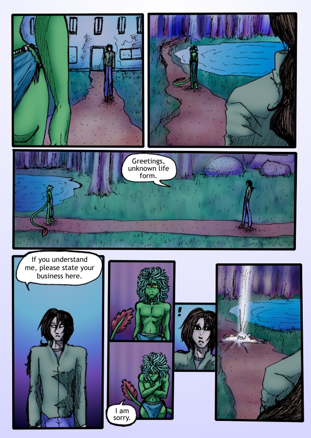 Out of the Darkness Ch 6 Page 3